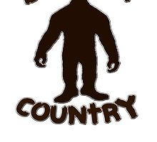 BF Country  by thebigfootstore