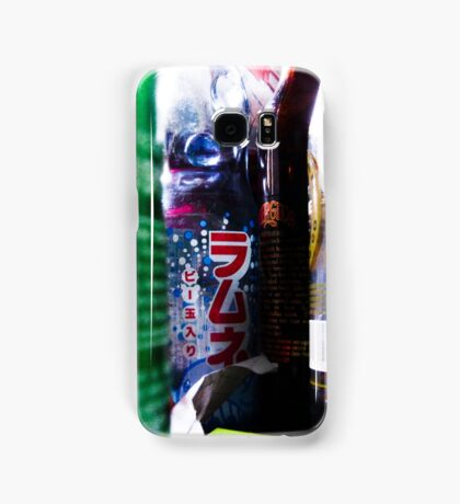 Bottles Samsung Galaxy Case/Skin