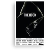 Quentin Lance's THE HOOD Canvas Print