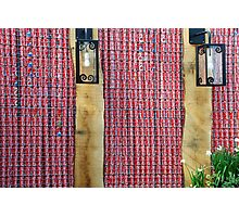 Coca cola light Photographic Print