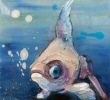 Pesce d'argento 1206 by Nicoletta Belletti