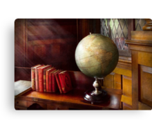 Lawyer - A world traveler Canvas Print