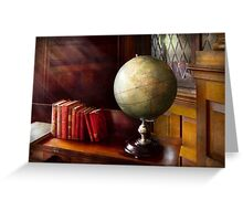 Lawyer - A world traveler Greeting Card