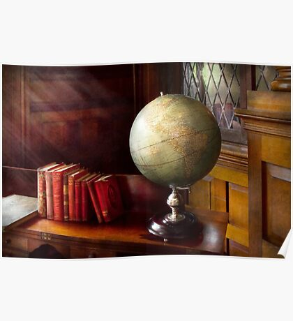 Lawyer - A world traveler Poster
