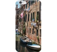 Back street in Venice (2) iPhone Case/Skin