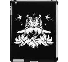 Steampunk Lotus iPad Case/Skin