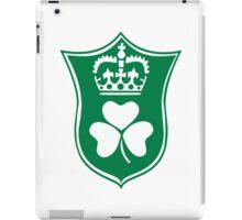 St. Patrick's day shamrock iPad Case/Skin