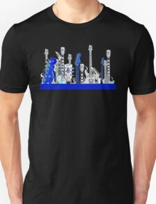 guitar city T-Shirt