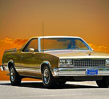 1982 Chevrolet El Camino by DaveKoontz
