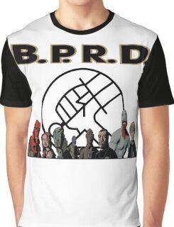 bprd b.p.r.d hellboy comic Graphic T-Shirt
