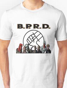 bprd b.p.r.d hellboy comic T-Shirt