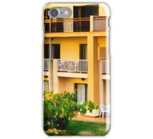Creamy apartments iPhone Case/Skin