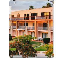 Peachy apartments iPad Case/Skin