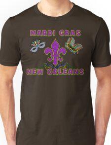 Mardi Gras New Orleans Unisex T-Shirt