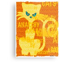 CHAT PERSON by ROOTCAT Metal Print