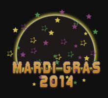 Mardi Gras 2014 Kids Tee