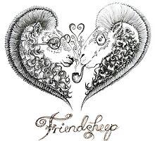 Friendsheep by Theartofmv