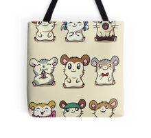 Ham-Hams Tote Bag