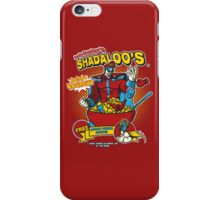 Shadaloo's iPhone Case/Skin