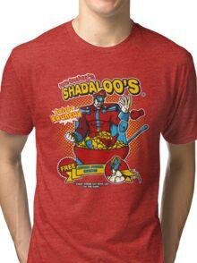 Shadaloo's Tri-blend T-Shirt