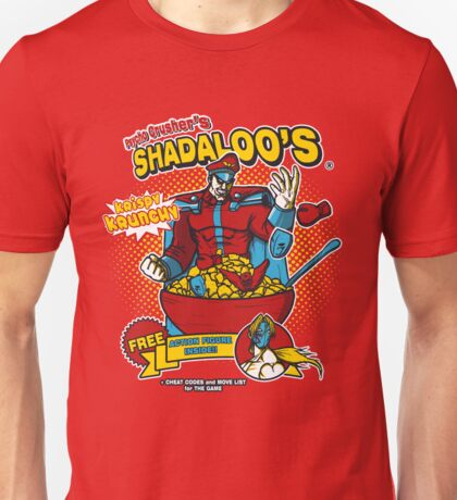 Shadaloo's Unisex T-Shirt