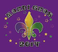 Mardi Gras 2014 by HolidayT-Shirts