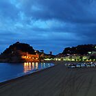 Tossa de Mar - Spain by Arie Koene
