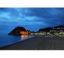 Tossa de Mar - Spain Photographic Print