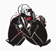 Daft Punk - Contact by suikerpil