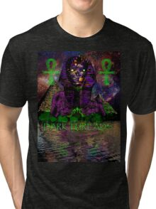 Psychedelic Pharaoh Tri-blend T-Shirt