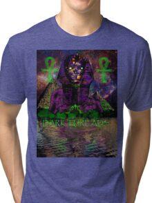 Psychedelic Pharaoh Tri-blend T-Shirt
