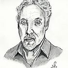 Tom Jones in Pencil by Nigel Mc Clements