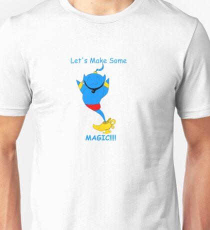 Chibi Genie: Let's Make Some MAGIC Unisex T-Shirt