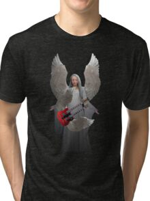Heaven Rocks, T Shirts & Hoodies. ipad & iphone cases Tri-blend T-Shirt
