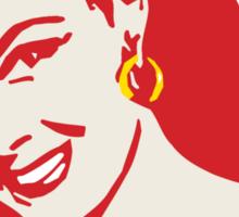 Latina Sticker