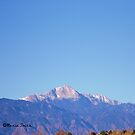 Pikes Peak 2 by Marie Smith