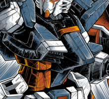 Destiny Gundam Sticker