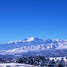 Pikes Peak 1 by Marie Smith