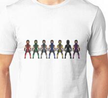 Mortal Kombat Characters Unisex T-Shirt