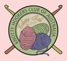 Knotty Hookers Club of Australia (Official Products) by Mookiechan