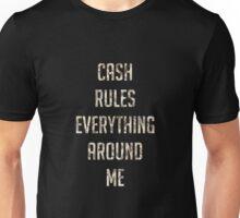 C.R.E.A.M Unisex T-Shirt