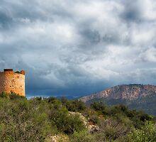 Torre d'Andritxol, Majorca by Mark Bangert