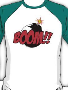 Boom - Comic Sound T-Shirt
