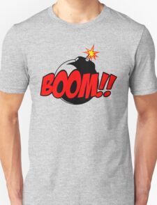 Boom - Comic Sound Unisex T-Shirt