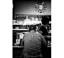 Diner Regular Photographic Print