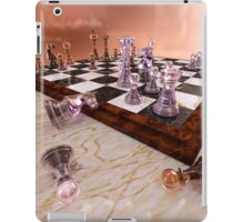 A Game of Chess iPad Case/Skin
