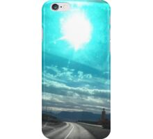 Atlas sky travel iPhone Case/Skin