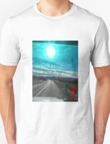 Atlas sky travel T-Shirt