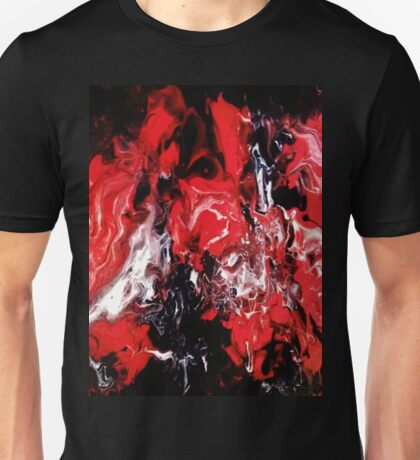 IN THE RED Unisex T-Shirt