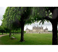 Chambord - France Photographic Print